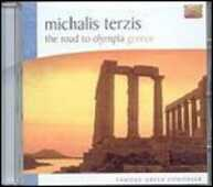 CD The Road to Olympia - Greece Michalis Terzis