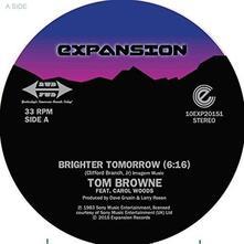 Brighter Tomorrow - Vinile LP di Tom Browne