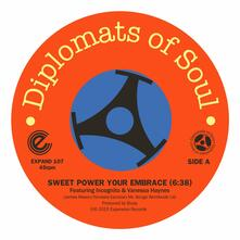 Sweet Power Your Embrace - Vinile LP di Diplomats of Soul