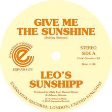 Give Me the Sunshine - Vinile LP di Leo's Sunshipp