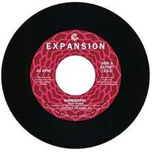Wonderful - Vinile 7'' di Aretha Franklin