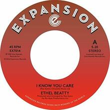 I Know You Care - Vinile LP di Ethel Beatty