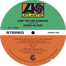 Keep the Fire Burning - Vinile LP di Gwen McCrae