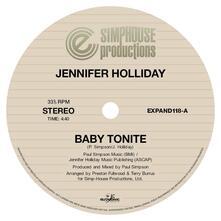 Baby Tonite - Vinile LP di Jennifer Holliday