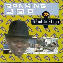 Fast Forward to Africa - Vinile LP di Ranking Joe