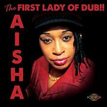 First Lady of Dub - Vinile LP di Aisha