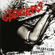 Gaggers - Sharp Lies - Hostage - Vinile 7''