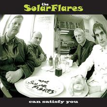 Can Satisfy You (Coloured Vinyl) - Vinile LP di Solarflares