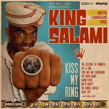 Kiss My Ring - Vinile LP di King Salami