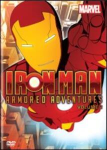 Iron Man. Armored Adventures. Vol. 2 - DVD