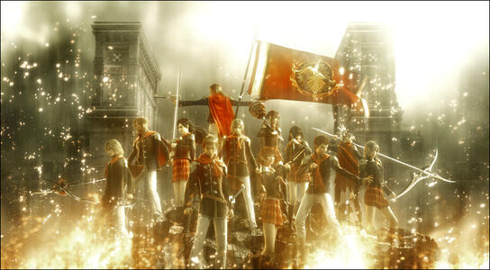 Final Fantasy Type-0 HD Limited Edition - 5