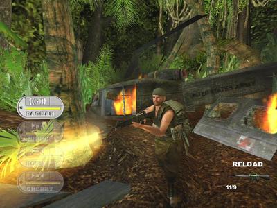 Videogioco Conflict Vietnam Personal Computer 10