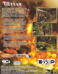 Videogioco Conflict Vietnam Personal Computer 16