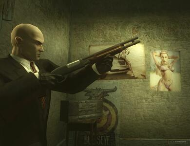 Hitman. Blood Money - 3