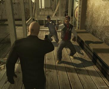 Hitman. Blood Money - 5