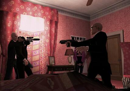 Hitman. Blood Money - 6