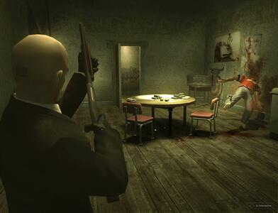 Hitman. Blood Money - 7