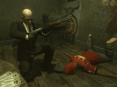 Hitman. Blood Money - 10