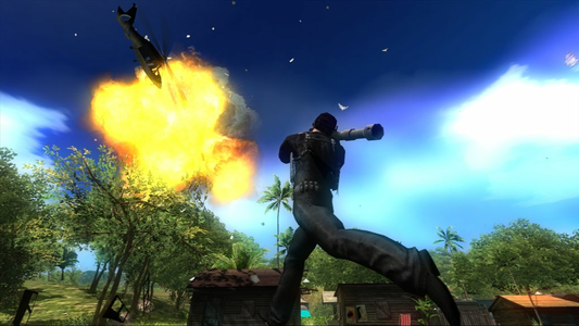 Videogioco Just Cause Xbox 360 1