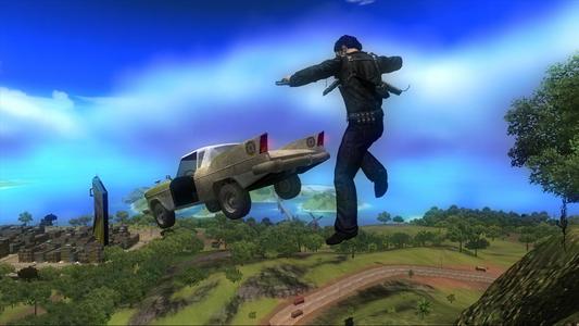 Videogioco Just Cause Xbox 360 2