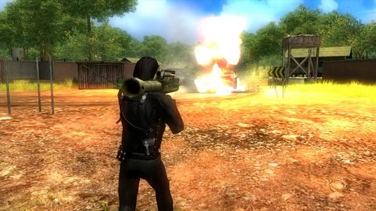 Videogioco Just Cause Xbox 360 4
