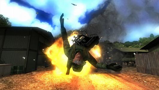 Videogioco Just Cause Xbox 360 9