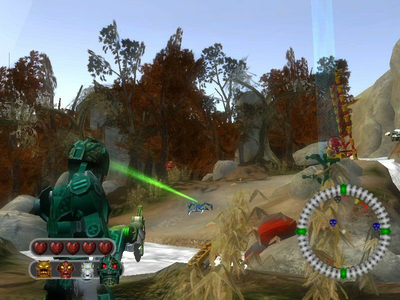 Videogioco Bionicle Heroes Personal Computer 2