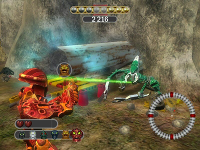 Videogioco Bionicle Heroes Personal Computer 3