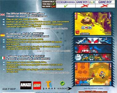Bionicle Heroes - 2