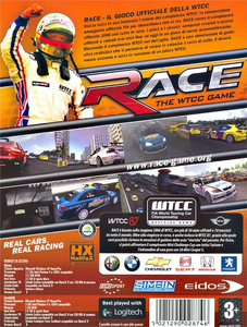 Videogioco RACE - The Official WTCC Game Personal Computer 1