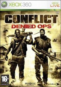 Videogioco Conflict: Denied Ops Xbox 360 0