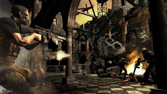Videogioco Conflict: Denied Ops Xbox 360 6