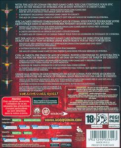 Videogioco Age of Conan: Hyborian Adventures Lifetime Cards Personal Computer 1