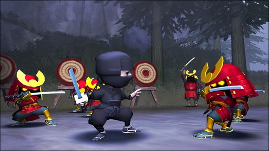 Videogioco Mini Ninjas Xbox 360 7