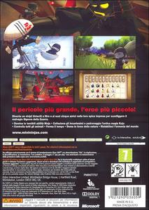 Videogioco Mini Ninjas Xbox 360 10