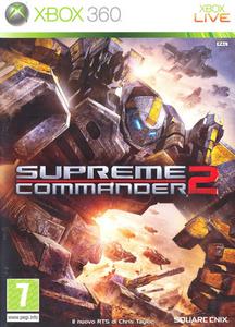 Videogioco Supreme Commander 2 Xbox 360 0