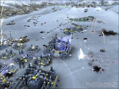 Videogioco Supreme Commander 2 Xbox 360 2
