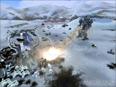 Videogioco Supreme Commander 2 Xbox 360 4