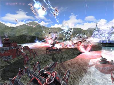 Videogioco Supreme Commander 2 Xbox 360 5