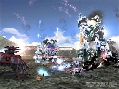 Videogioco Supreme Commander 2 Xbox 360 8