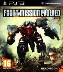 Square Enix Front Mission Evolved (PS3) videogioco PlayStation 3