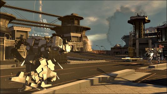 Videogioco Front Mission Evolved PlayStation3 9