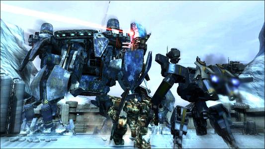 Videogioco Front Mission Evolved Xbox 360 1