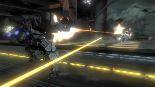 Videogioco Front Mission Evolved Xbox 360 3