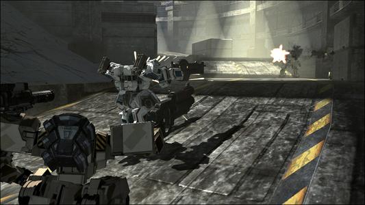 Videogioco Front Mission Evolved Xbox 360 4