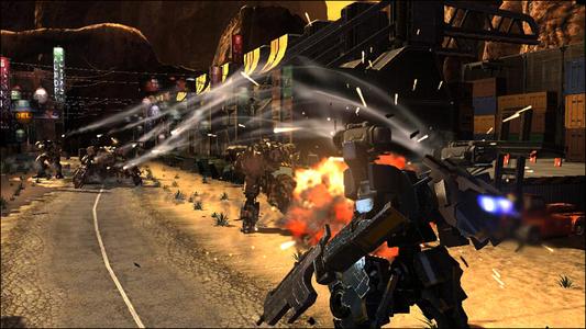 Videogioco Front Mission Evolved Xbox 360 5