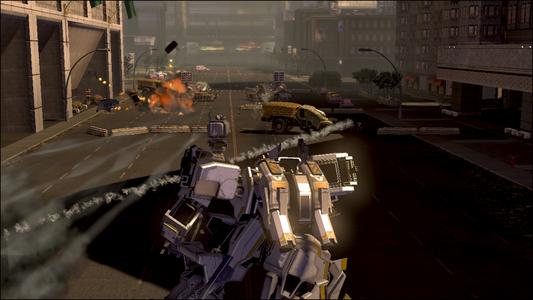 Videogioco Front Mission Evolved Xbox 360 7