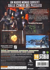 Videogioco Front Mission Evolved Xbox 360 10