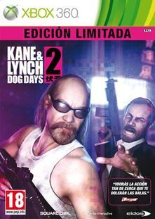 Koch Media Kane & Lynch 2: Dog Days Edición Limitada - X360
