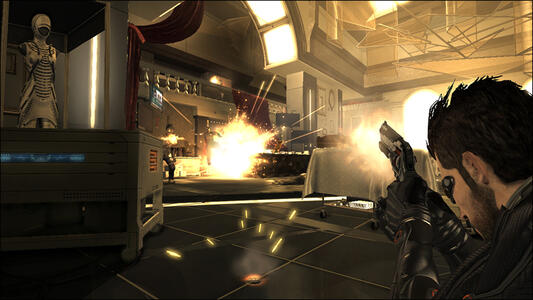 Deus Ex: Human Revolution - 8
